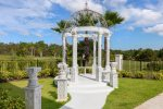 A beautiful gazebo made for any special occasion